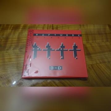 KRAFTWERK IMPORT CD WITH JAPAN OBI