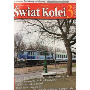 Świat kolei 3/2020 NAJNOWSZY