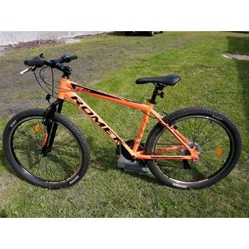 Rower Romet Rambler R6.0 pomarańczowy