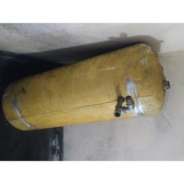 Bojler na wodę 120 litrów