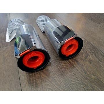 Pojemnik kosz filtr odkurzacz Bosch athlet 25.2 18