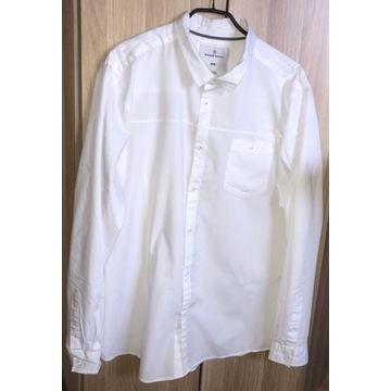 Biała koszula młodzieżowa House xxl