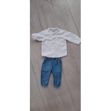 Ubranka chłopięce H&M 68
