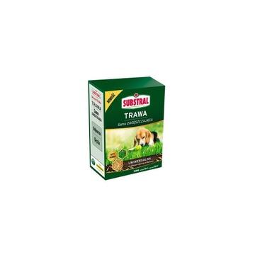-TRAWA SAMOZAGĘSZCZAJĄCA 3kg SUBSTRAL UNIWERSALNA-