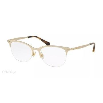 Okulary/Oprawki Ralph Lauren RA 6045 9116 złote