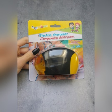 Tempwrówka Elektryczna Czarno-żółta gimboo