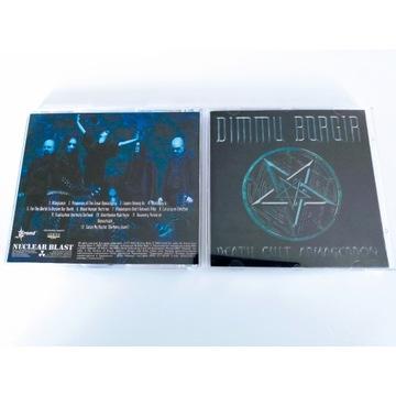 "DIMMU BORGIR - ""Death Cult Armageddon""  CD"
