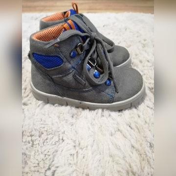 Buty chłopięce jesienno-zimowe r. 22