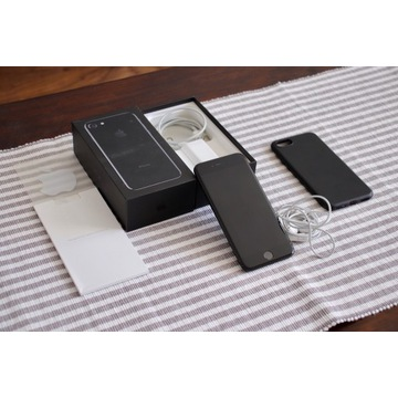 iPhone 7 128gb 10/10 Bez Blokad 100% sprawny