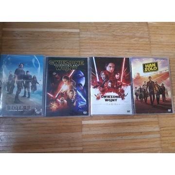 Star Wars/Gwiezdne Wojny- Łotr 1, Ostatni jedi DVD