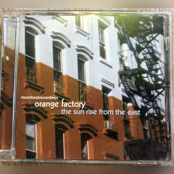 Orange Factory - The Sun Rise from the East - IRMA