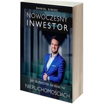 Książka Nowoczesny Inwestor - Daniel Siwiec