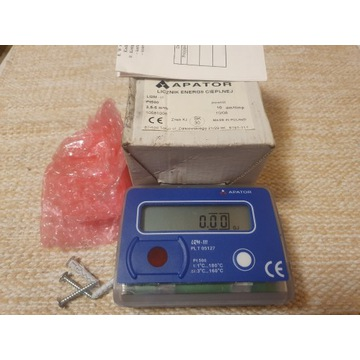 LQM-III Apator licznik energii cieplnej