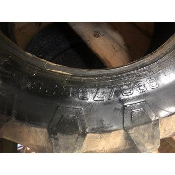Opony do ciągnika Pirelli/Michelin