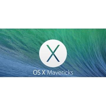macOS Mavericks 10.9.4 system pendrive instalka