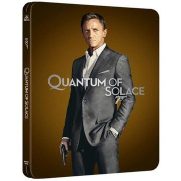 Quantum of Solace 4K UHD Steelbook