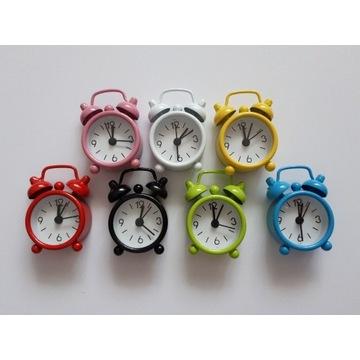 Mini budzik - mały zegar