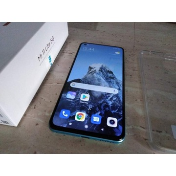 Smartfon Xiaomi Mi 11 Lite 5G 6GB/128GB Mint Green