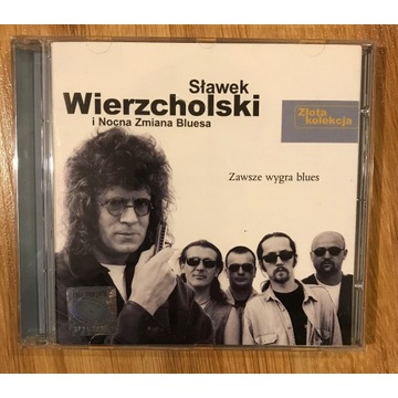 Wierzcholski - Zawsze Wygra ZŁOTA KOLEKCJA 2000