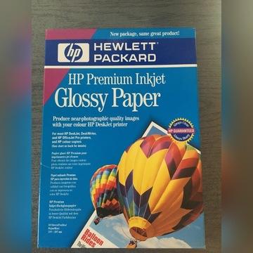 Papier fotograficzny HP Premium Glossy paper