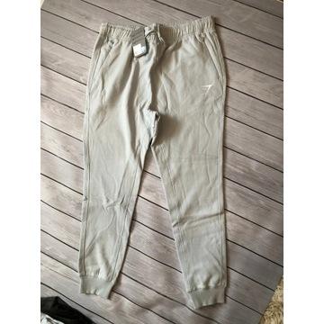 męskie spodnie dresowe S clean water gymshark