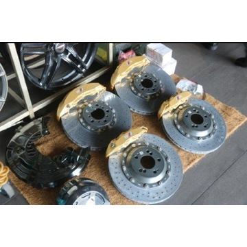 Tarcze ceramiczne hamulce BNW F80 M3 F82 M4 18r