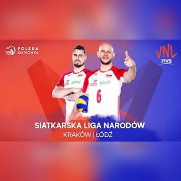 Liga Narodów 2020 Łódź Polska Brazylia bilety