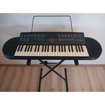 Keyboard Casio CTK-330 plus akcesoria