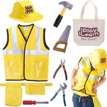 Kostium robotnika budowlanego