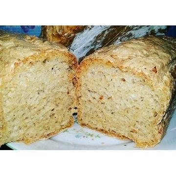Chleb na zakwasie pszenno żytni
