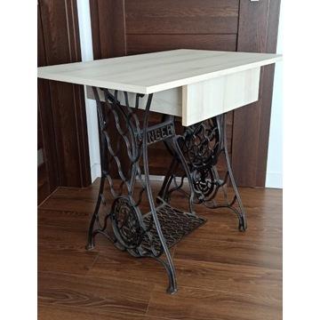 SINGER stolik podstawa maszyny do szycia, szuflada