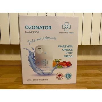 Ozonator Assistance Fresh