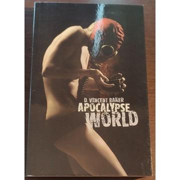 D. Vincent Baker Apocalypse World rpg nowy polski