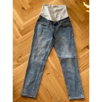 Jeansy ciążowe Reserved XS 34