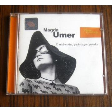 Magda Umer - O niebieskim pachnącym groszku