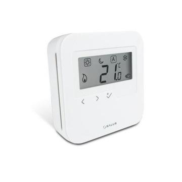 SALUS HTRS230 cyfrowy regulator temperatury,dobowy