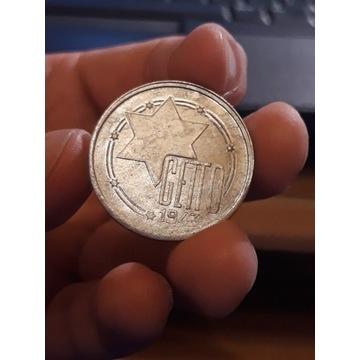 Zestaw monet po zbieraczu wyprzedaż staroci 5 GETO