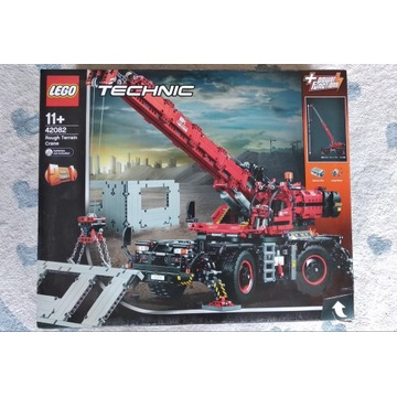 Lego Technic Dźwig 42082 nowy