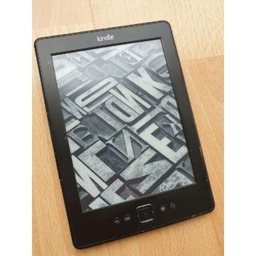 Amazon Kindle 4  2GB PL Menu - Szachy, Koreader