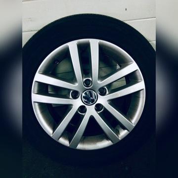 Koła alufelgi felgi VW 5x112 ET50 6,5Jx16H2
