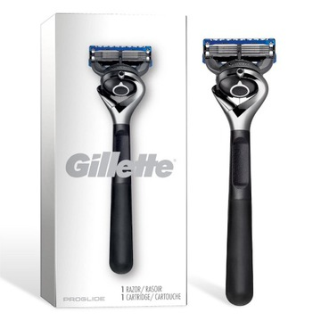 Gillette Monochrome Maszynka do golenia Czarna