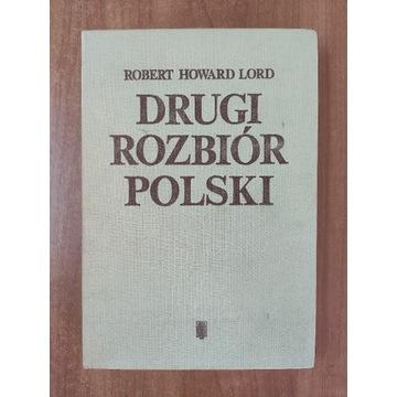 Drugi rozbiór Polski Robert Howard Lord