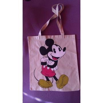 Eco Torba bawełniana, Myszka Mickey