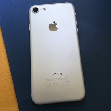 Korpus obudowa iPhone 7 Silver kompletna