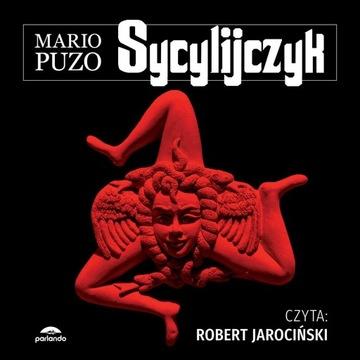 Sycylijczyk (audiobook) CD