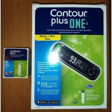 Contour Plus One + 50 pasków gratis