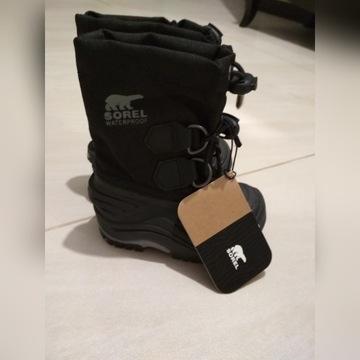 Buty dziecięce SOREL