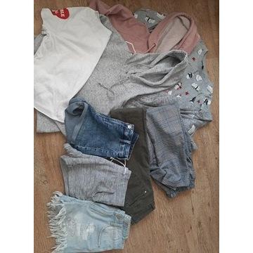 Paka ubrań dla dziewczyny