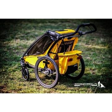 Potestowa przyczepka rowerowa Thule Chariot Sport
