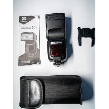 Lampa błyskowa Quadralite Stroboss 60 Nikon